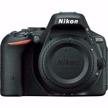 Nikon D5500 (body) Somente O Corpo, Com Bolsa E Tripé.