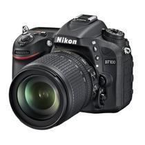 Câmera Nikon D7100 Lente 18-105 + Cartão 32gb + Bolsa+tripé