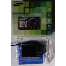 Câmera Fotográfica Samsung Pl 120 Pronta Entrega