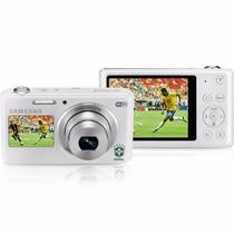 Camera Fotografica Digital Samsung 16.2 Mp Hd Visor Frontal