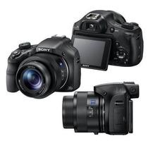 Camera Sony Hx400 Zoom 50x Wi-fi + Gps + 32gb +capa +tripe