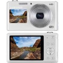 Câmera Digital Samsung Dv150f Dual Lcd Wi-fi 16.2 Hd 8gb