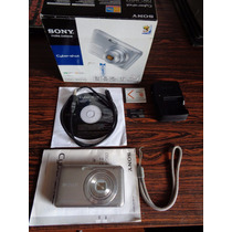 Camera Digital Sony Cybershot Dsc W310 12mp Defeito Peças