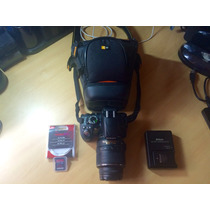 Câmera Nikon D3100 + Lente 18-55mm + Bolsa + Sd 16gb Extreme
