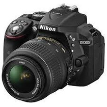 Camera Nikon D5300 Kit 18-55mm+32gb+bolsa+tripe+nota Fiscal