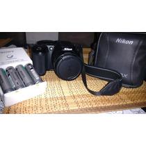 Máquina Fotográfica Nikon Colpi Semi Nova