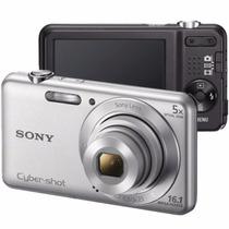 Câmera Digital - Sony Cyber-shot W710 Prata 16.1mp (outlet)