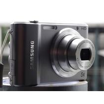 Câmera Digital Samsung St64 Prata - 14.2 Mp, 5x Zoom Óptico