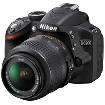Camera Digital Nikon D3200 18x55 24.2mp Full Hd. 12x Mp