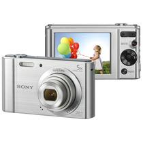 Câmera Digital Sony Cyber-shot Dsc-w800 20.1 Mp 2.7