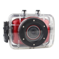 Câmera Fotográfica Em Hd A Prova D`agua