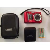 Câmera Digital Kodak Easysharec143 12 Megapixel Frete Grátis