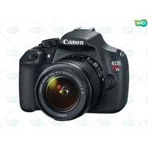 Canon T5 Dslr Camera Kit 18-55mm