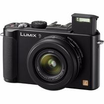 Camera Digital Panasonic Lumix Dmc-lx7 Lente Zoom Leica
