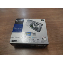 Câmera Digital Sony Dsc-wx50 - 16,2mp /full Hd Cyber-shot 3d