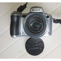 Sony Dsc50 C.remoto Carregador 2baterias Cabo Usb Bolsa 4gb