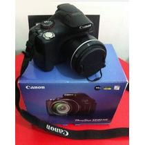 Canon Sx40 Hs Full Hd **** Frete Grátis **** + Brindes !!