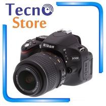 Câmera Nikon D5100 18-55mm Kit - Parcele Até 12x Sem Juros!