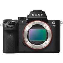 Sony A7 Ii (corpo) Câmera Digital   Nova Na Caixa!