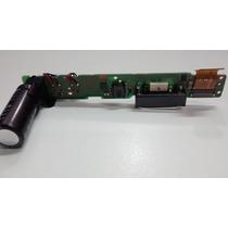 Placa Circuito Flash Para Câmera Digital Samsung Pl170