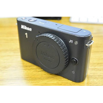 Nikon 1 J1 Mirrorless Camera Digital Somente O Corpo