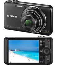 Câmera Digital Sony Wx50 Cyber-shot Dsc 16.2mp Full Hd Dual