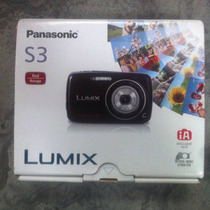 Panasonic Lumix Dmc S3