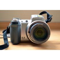 Pacote Com Cãmera Fotográfica Sony H2 + Diversos Acessórios