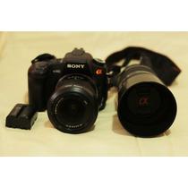 Câmera Digital Sony Dslr-a300 10.2 Megapixels