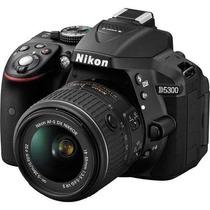 Câmera Nikon D5300 Kit 18-55mm + Cartão 64gb + Bolsa + Tripé