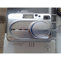Camera Fuji Finepix A210 Bem Conservada