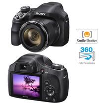 Câmera Digital Sony Dsc-h400 20.1 Mp Zoom 63x Lcd De 3