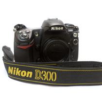 Camera Nikon D300 (so Corpo)