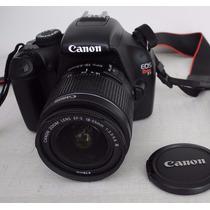 Canon Eos T3 Rebel 1100d + Cartão 16gb