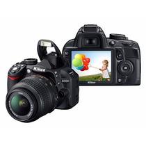 Câmera Digital Nikon Dslr D3100 14.8mp Lente Nikkor 18-55mm