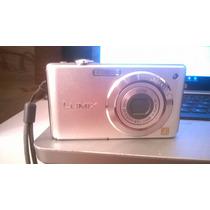 Camera Digital Panasonic Lumix Dmc Fs6 10.1 Megapixels