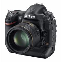 Manual Em Português Para Câmera Nikon Profissional D4