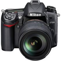 Câmera Nikon Dslr D7000 Kit Lente 18-105mm