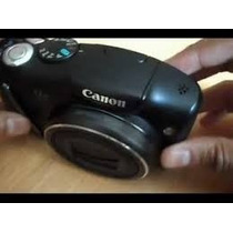 Câmera Digital Canon Sx150is 14.1mp 12x Zoom Hd