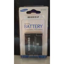Bateria Modelo Bp 2000 Para Camaras Samsung Mais Carregador