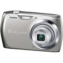 Camera Digital Barata Cassio Exilim 12mp 4x Zom Bateria