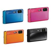 Câmera Digital Sony Dsc-tx30 18.2mp Lcd 3.3 +frete Sedex