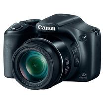 Câmera Digital Canon Powershot Sx 520 Hs 16mp Zoom Óptico 42