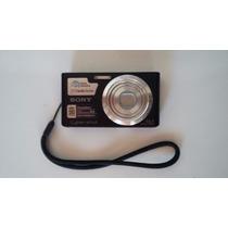Câmera Digital Sony Cyber-shot 14.1 Mp Completa - Usada