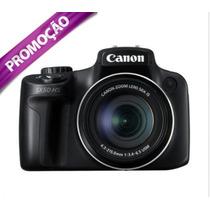Camera Canon Sx50 Zoom De Até 200 Vezes *frete Gratis*