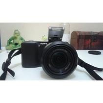 Câmera Digital Semi Profissional Sony Nex 3 Semi Nova