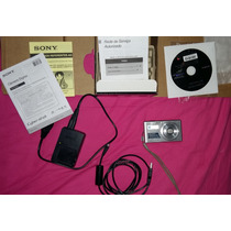 Sony Cyber-shot Dsc-w530 14.1 Mp Digital Camera Com Carl Ze