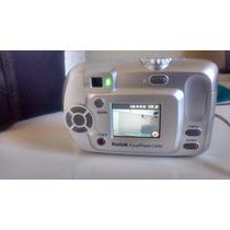 Maquina Fotográfica Kodak Easyshare C300 + Cartão Memór128mb