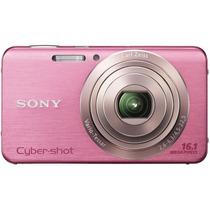 Sony Câmera Digital Cyber-shot Dsc-w630 16 Megapixels Rosa