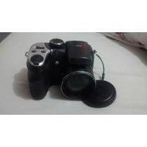 Câmera Digital Ge X400 - 15x Zoom - Semi Nova!!!
